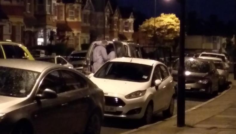 Контртеррористическая операция на севере Лондона: тяжело ранена женщина