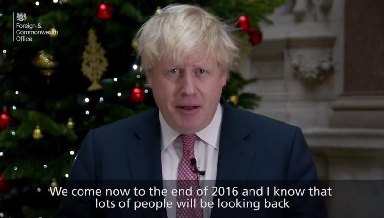 Борис Джонсон уверен, что жить стало лучше, жить стало веселей