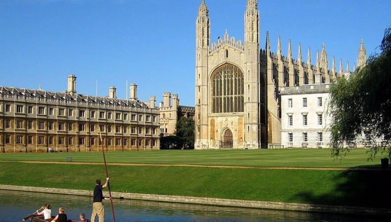 Кембриджский университет откроет самый дорогой учебный курс фото:independent.co.uk