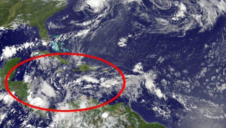 Ученые записали странный звук из Карибского моря
