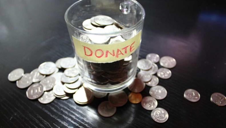 Благотворительность в Великобритании