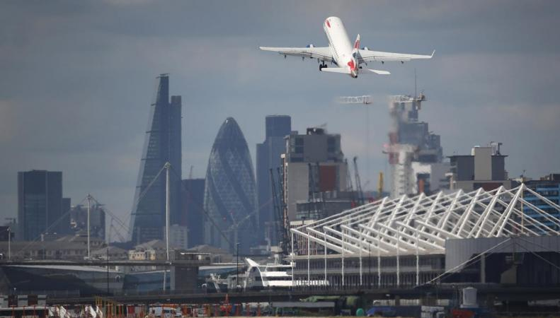 London City  Airport выиграл спор у Heathrow по вопросу о недостоверной рекламе