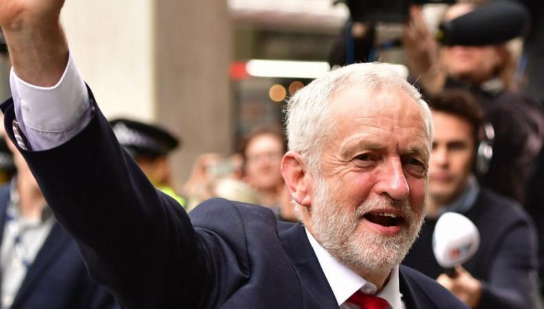 Джереми Корбин может занять пост премьер-министра Великобритании