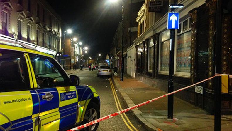 Трагедия в Лондоне