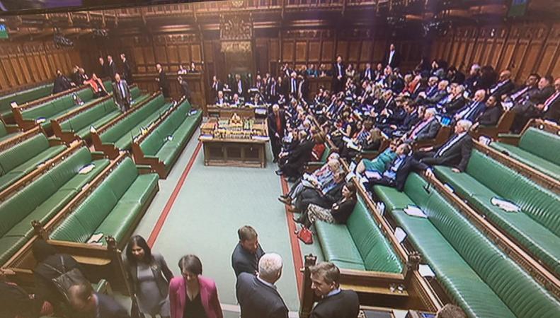 Депутаты самоустранились от управления Брекзитом и повторного референдума