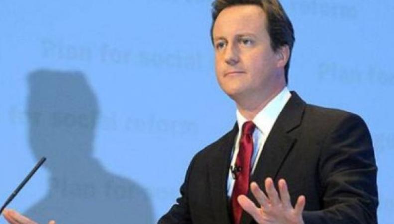 Дэвида Кэмерона хотели продать на eBay