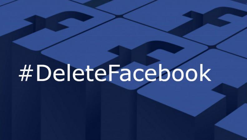 Британцы массово удалили эккаунты в сети Фейсбук