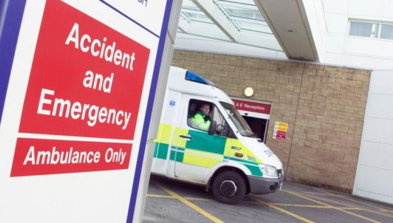 отделение скорой помощи