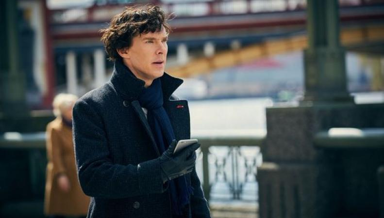 Зрители совсего мира назвали Шерлока любимым персонажем «Би-би-си»