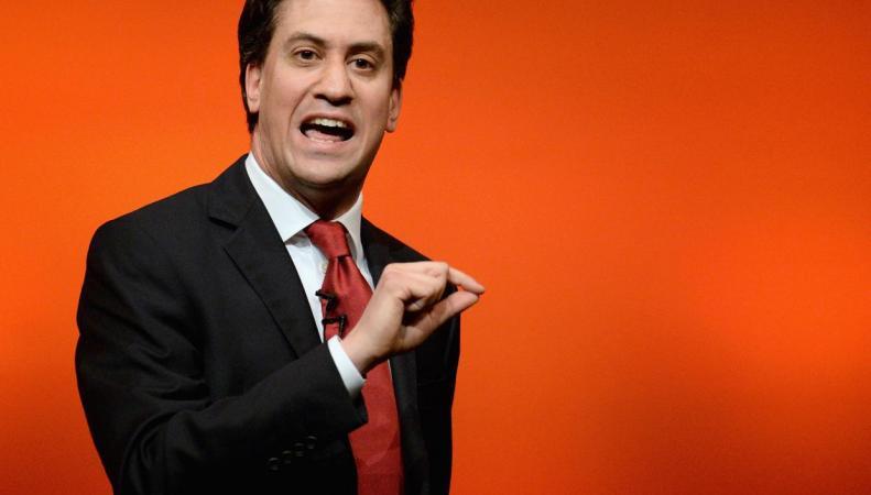 Эд Милибанд вернулся в большую политику  фото:independent.co.uk