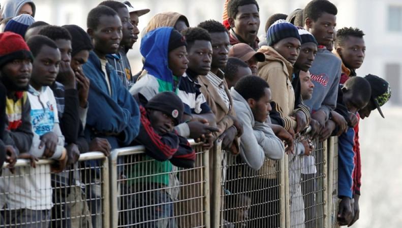 беженцы в Европе представляют опасность