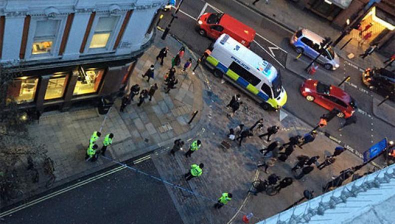 В известном стрип-клубе Лондона произошел взрыв газа