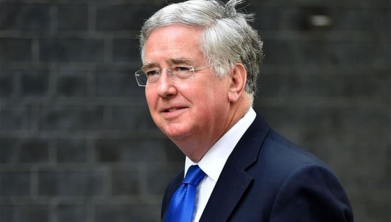 Майкл Фэллон анонсировал новую оборонную стратегию британской армии фото:telegraph.co.uk