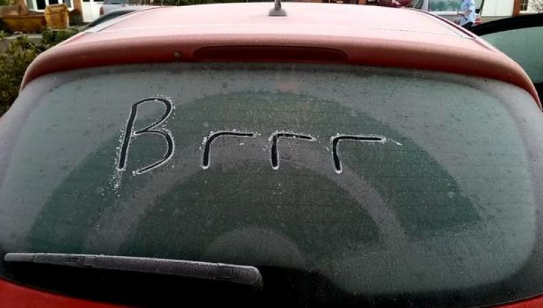 Синоптики обещают снег в Лондоне