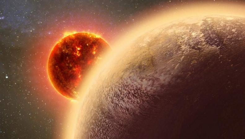 Экзопланета GJ 1132b