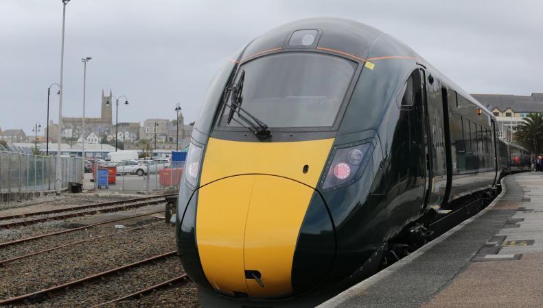 Новые составы выйдут на железнодорожный маршрут юго-запада Англии