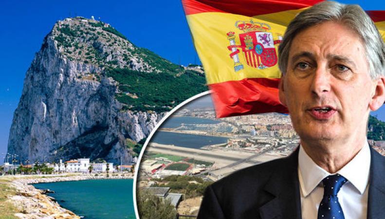 Испания запретила пролёт Хаммонда