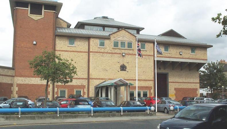 Тюрьма в Бедфорде