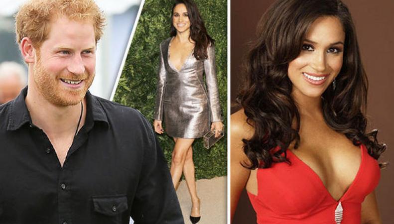 Принц Гарри встречается с американской актрисой сериалов фото:express.co.uk