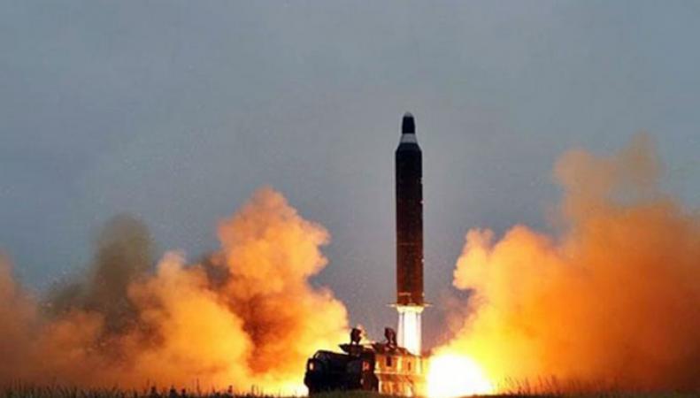 Москва прокомментировала запуск баллистической ракеты КНДР