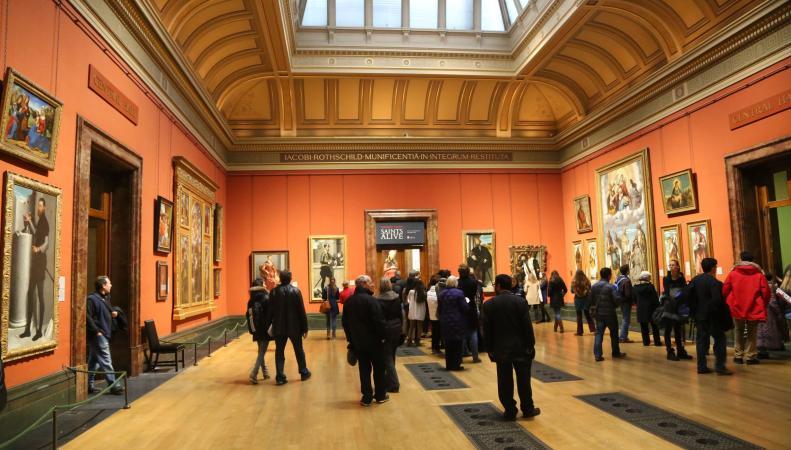 выставка третьяковской галереи в Лондоне