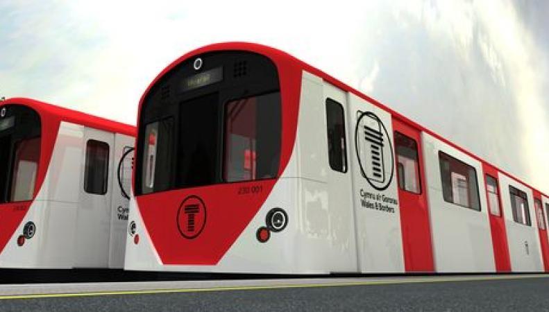 Списанные поезда лондонского метро встанут на рельсы в Уэльсе