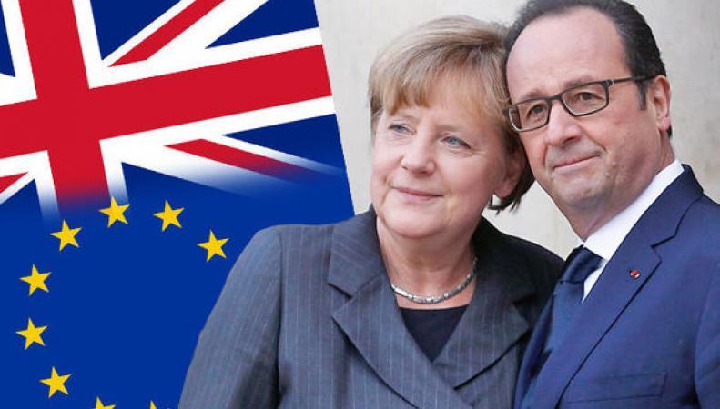 Ведущие политики ЕС готовы проститься в Великобританией