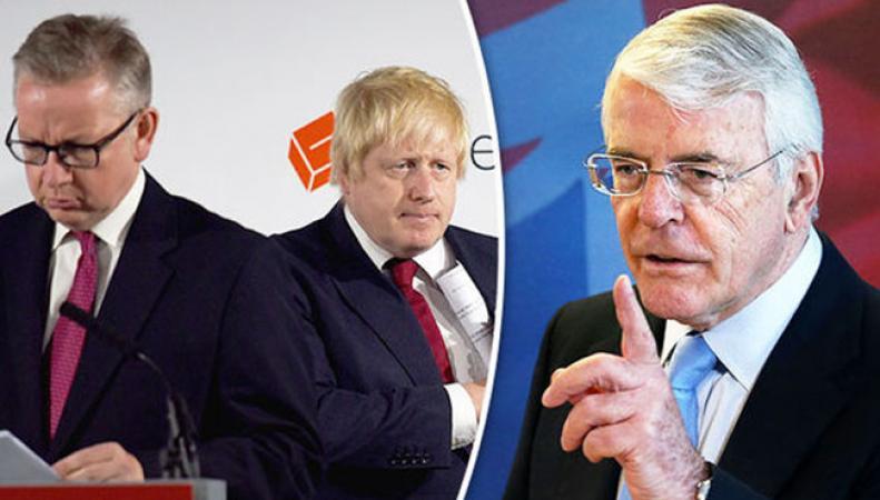 Джон Мейджор подверг критике тех, кто за полный разрыв с ЕС