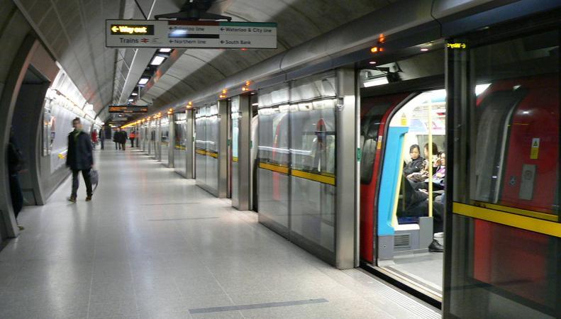 Забастовка машинистов линии метро Jubilee отменена в последний момент