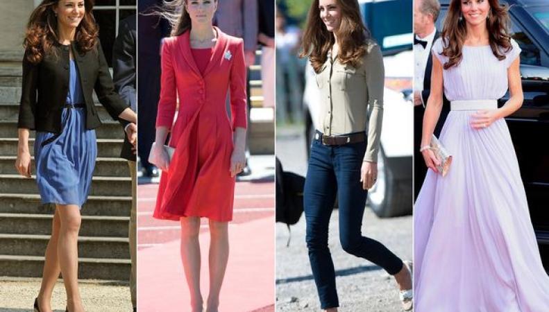 Герцогиня Кейт названа самой влиятельной персоной в британской модной индустрии фото:mirror.co.uk
