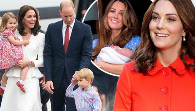 Кейт Миддлтон выбирает домашние роды