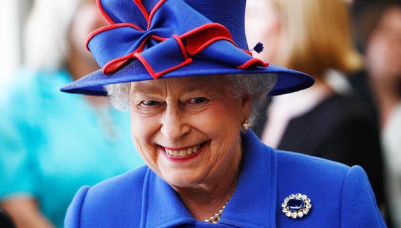 Елизавета II новые фотографии