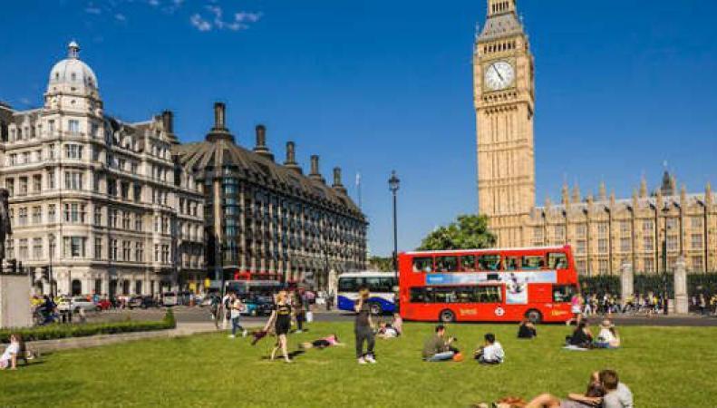В Лондоне в выходные будет зафиксирован новый температурный рекорд