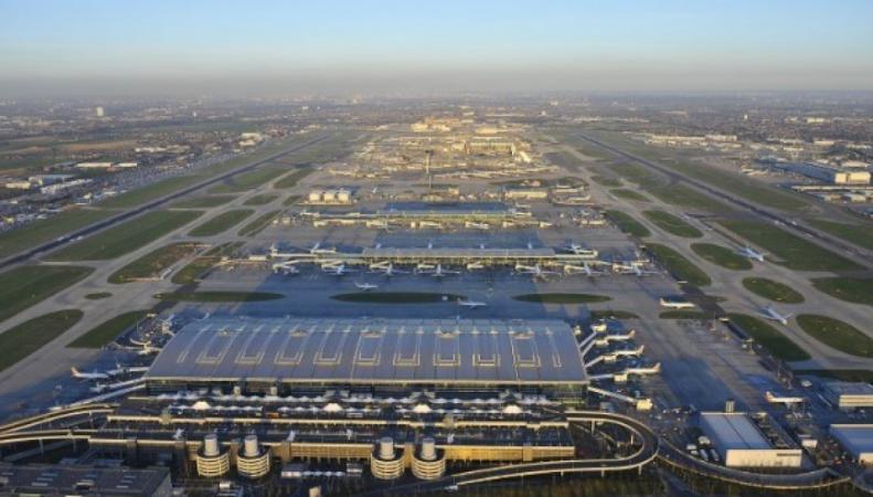 Heathrow раскрыл годовую статистику жалоб на шум от самолетов