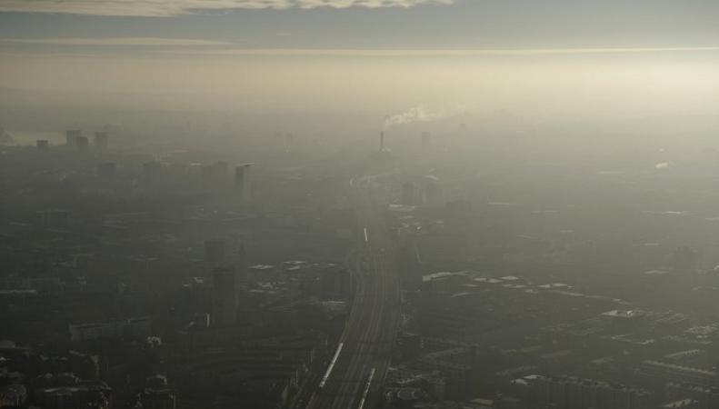 Новое исследование показало масштабы загрязнения воздуха в Лондоне