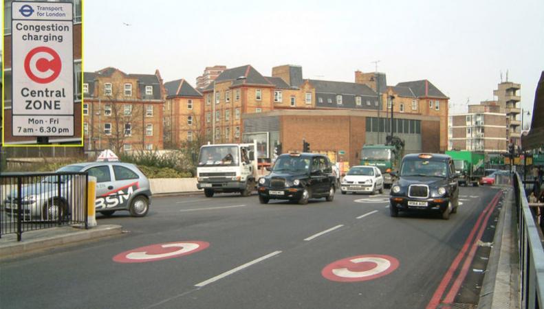 Жители Лондона заплатят дороже за подержанные автомобили фото:wikipedia.org