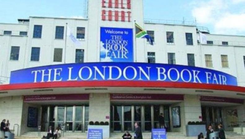 На книжной ярмарке в Лондоне представлены российские книги