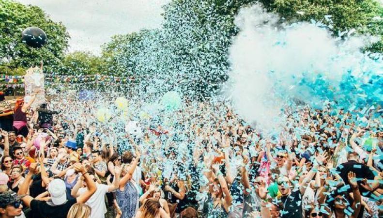 Куда пойти в Лондоне: Ближайшие музыкальные фестивали фото:clashmusic.com