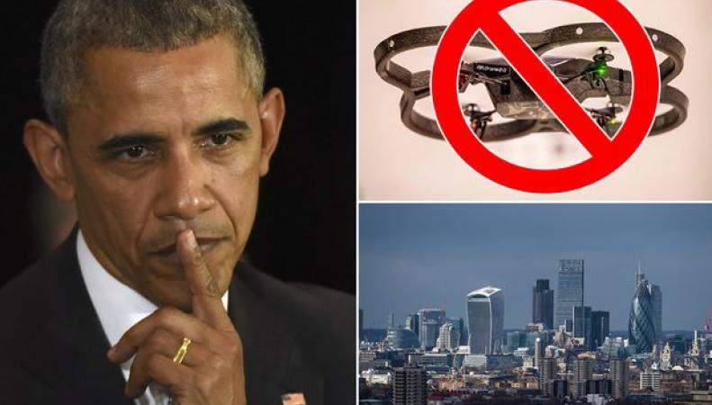 Визит Барака Обамы в Лондон