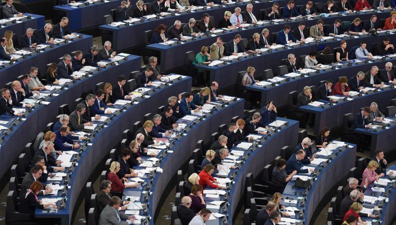 Депутаты Европарламента попросили Великобританию не выходить из ЕС
