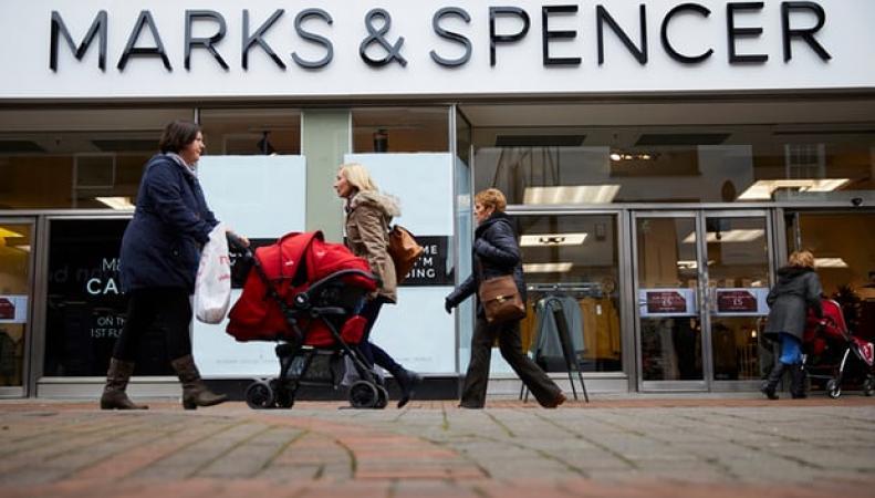 Marks & Spencer закроет более ста магазинов по всей Великобритании