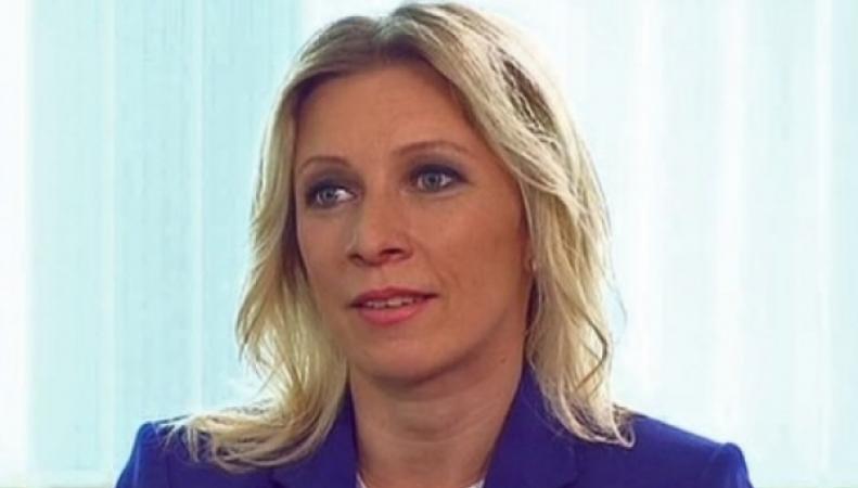 Мария Захарова осудила референдумв Голландии