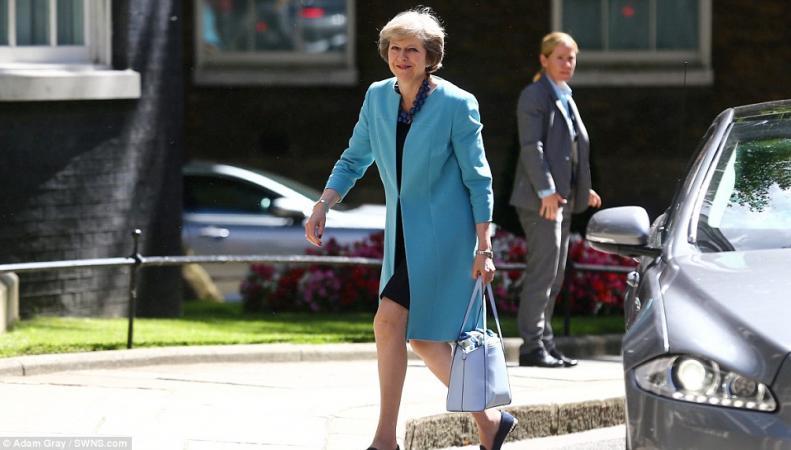 Тереза  Мэй расправилась с личными друзьями Кэмерона в правительстве фото:dailymail.co.uk
