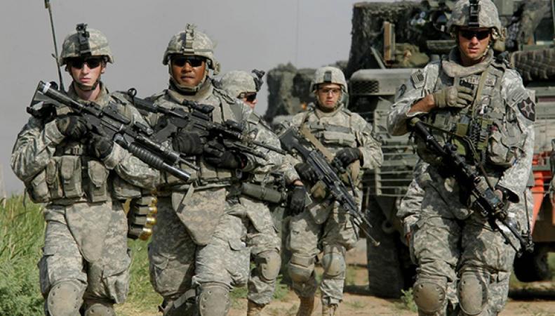 Вооруженные силы НАТО усиливают свое присутствие в странах Балтии