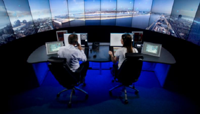 Авиадиспетчеров аэропорта London City переселят в «виртуальную башню»