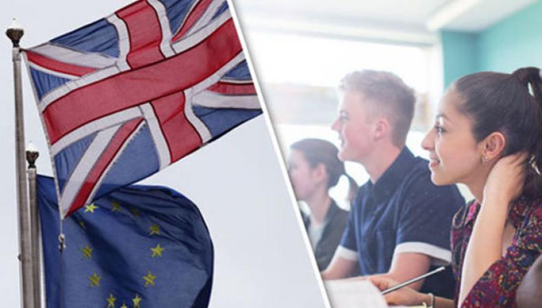 Британцы будут знать все о Brexit со школьной скамьи