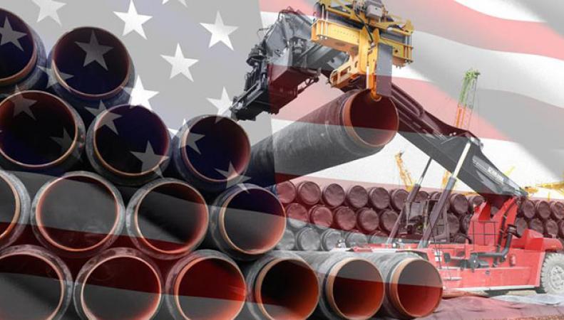 «Северный поток-2» угрожает безопасности Европы: заявление США