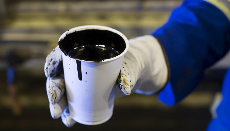 лондонская нефть