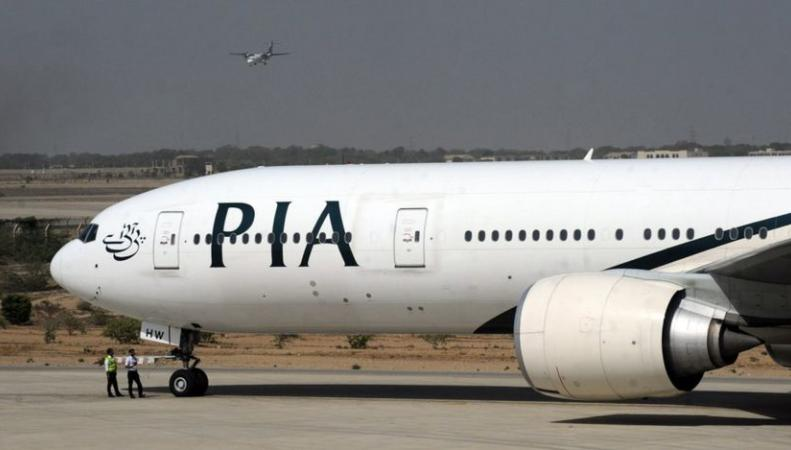 Пакистанская авиакомпания оказалась вовлечена в трафик героина в Великобританию фото:bbc