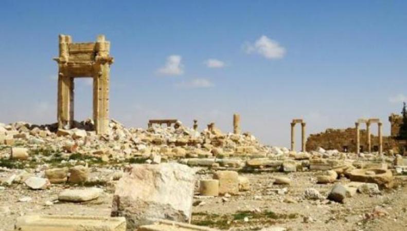 Пальмира освобождена от боевиков